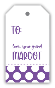 Personalized Gift Tags Design 28