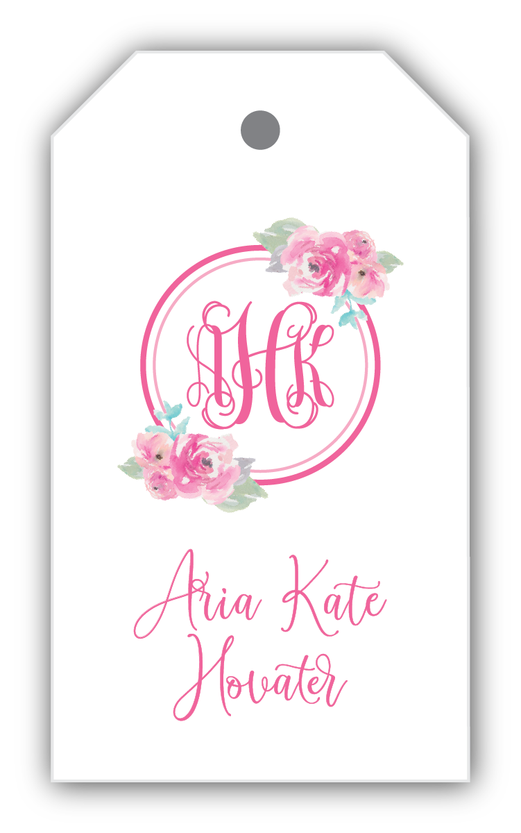 Personalized Gift Tags Design 44
