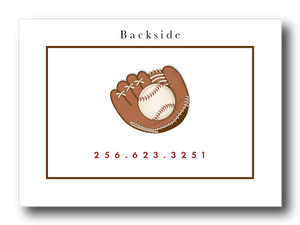 Laminated Bag Tag Design 58