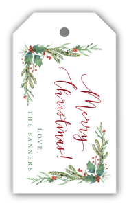 Christmas Tags Design 10