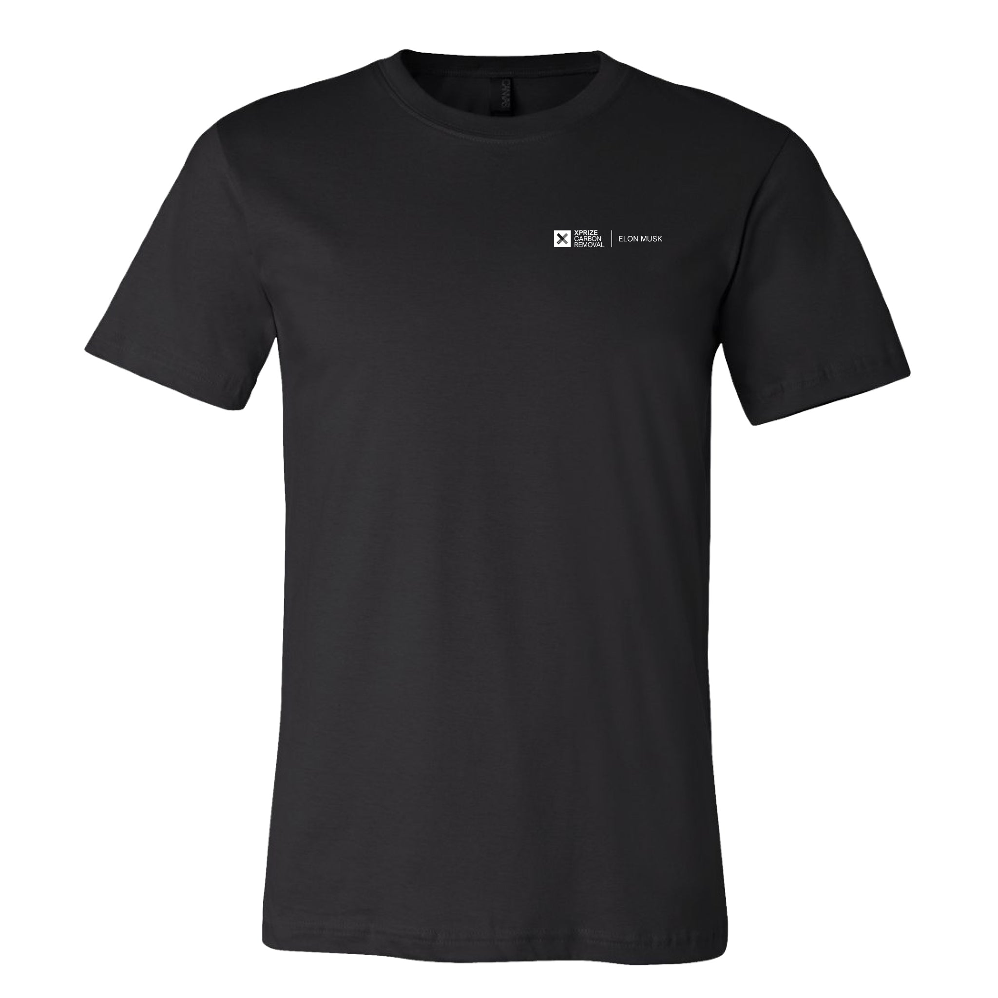 10 GIGATON TEE - CARBON BLACK