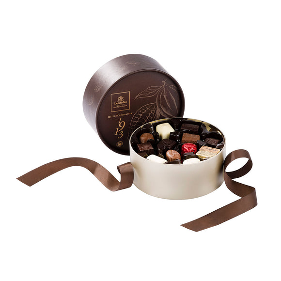 Caja Cafe 22 Chocolates Belgas