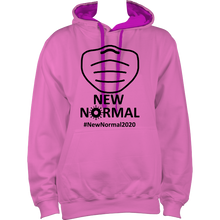 Load image into Gallery viewer, New Normal - Varsity Hoodie