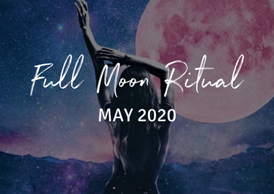 A Special & Powerful Full Flower Moon Ritual For You