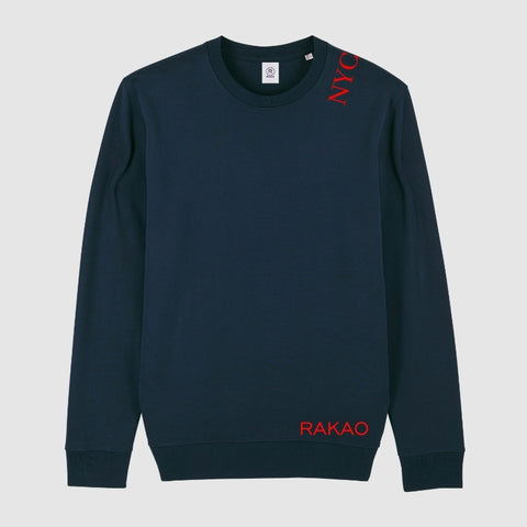 rakao-sweater-blue-nyc-red