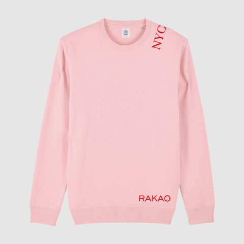 rakao-sweater-cottonpink-nyc-red