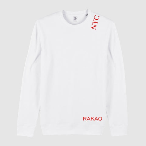 rakao-sweater-white-nyc-red