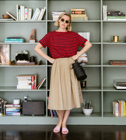 My Uniform: Haley Boyd, Founder Marais Shoes