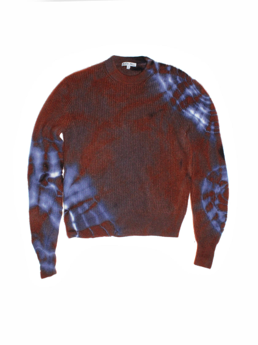 The Hand Dyed Project: Cashmere Sweater