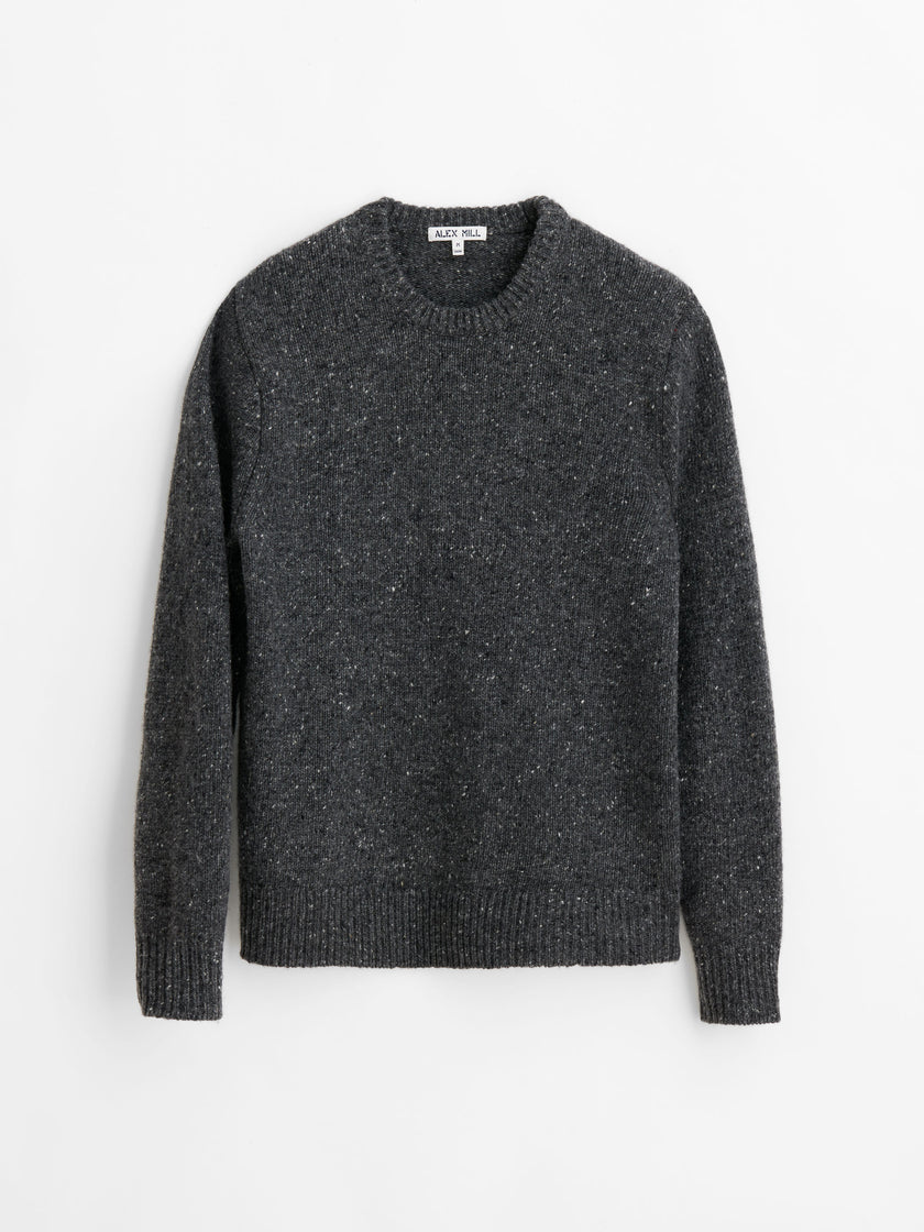 Donegal Crew Neck Sweater