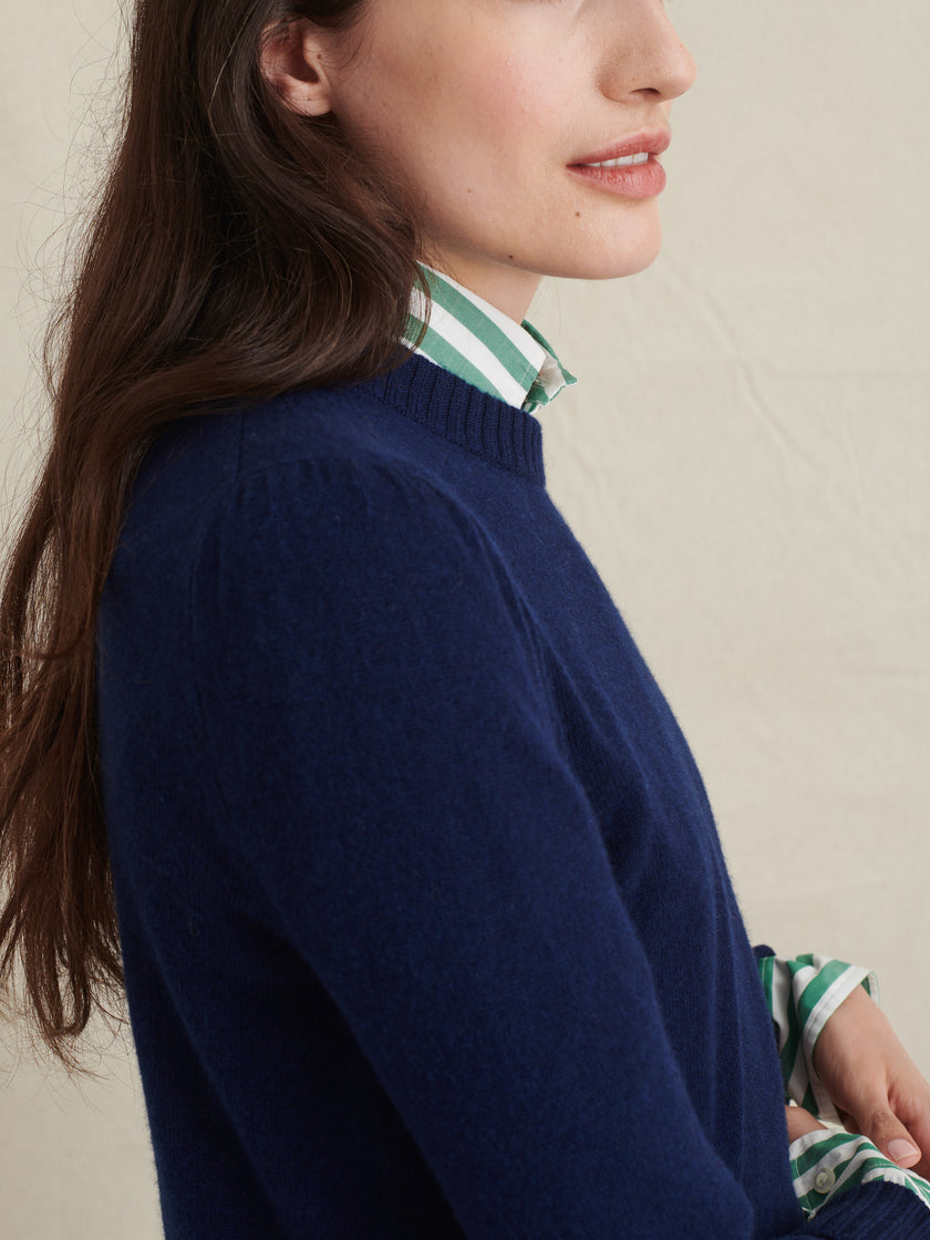 Claire Sweater in Wool Cashmere