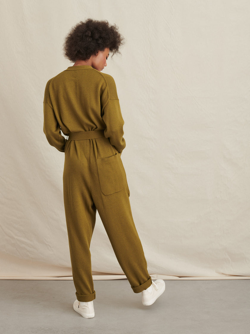 Sweater Jumpsuit