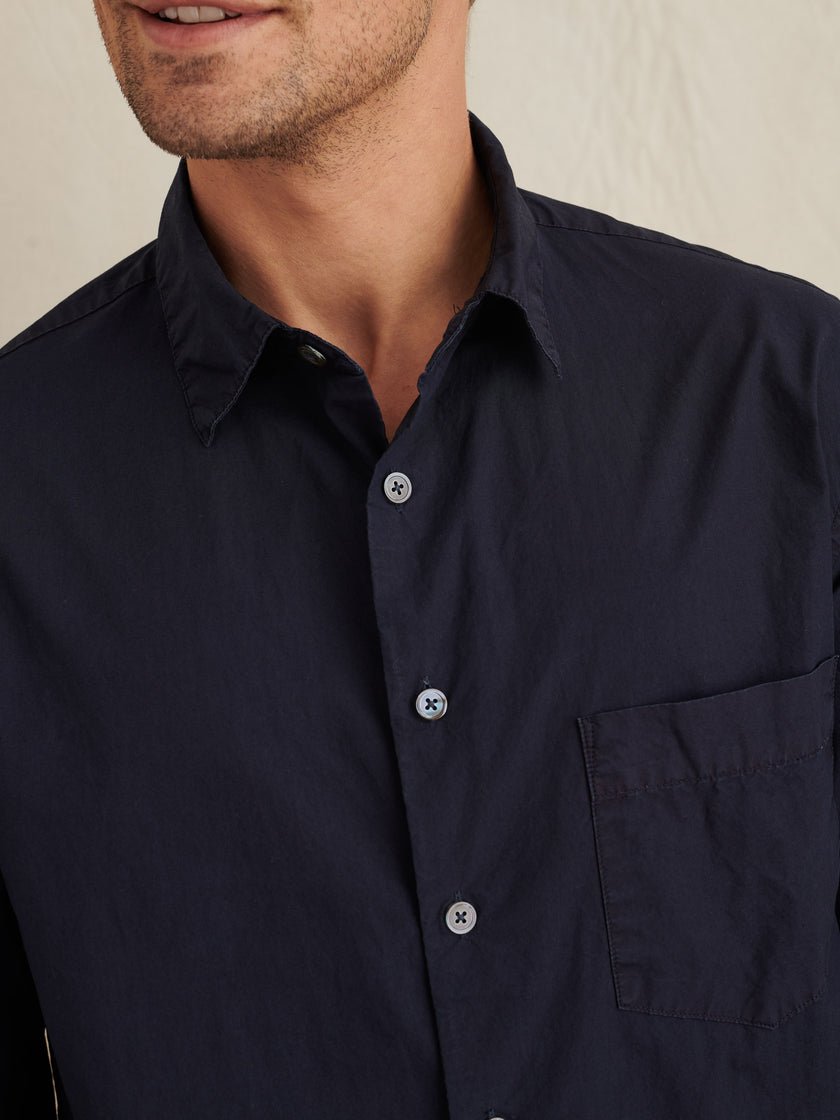 Easy Shirt in Paper Cotton