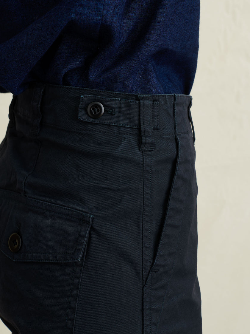 Neil Pant in Washed Chino