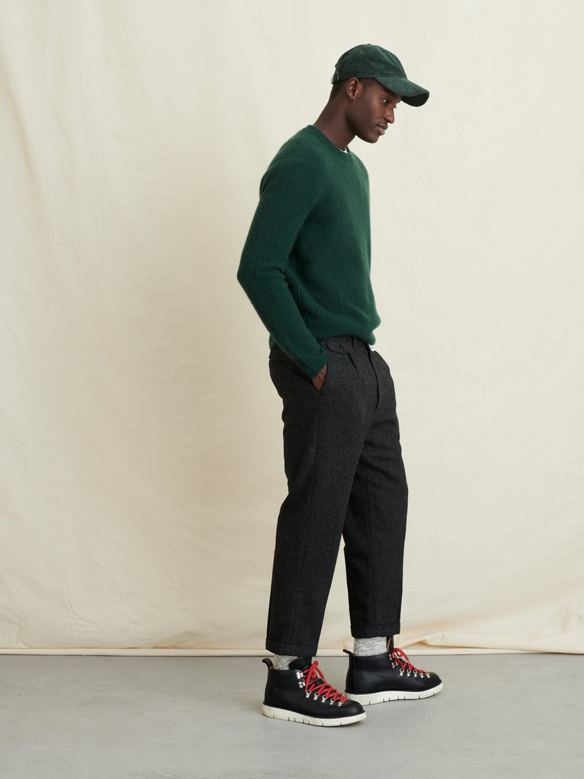 Jordan Sweater in Washed Cashmere