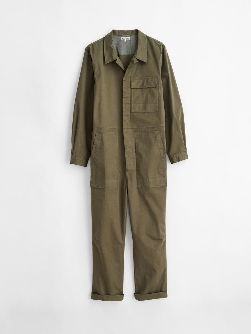 Field Jumpsuit in Chino