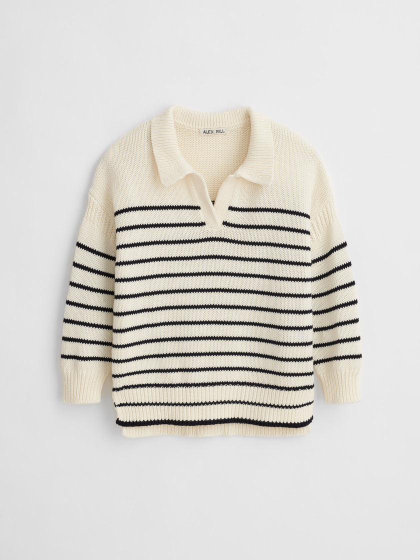 Jacques Stripe Pullover