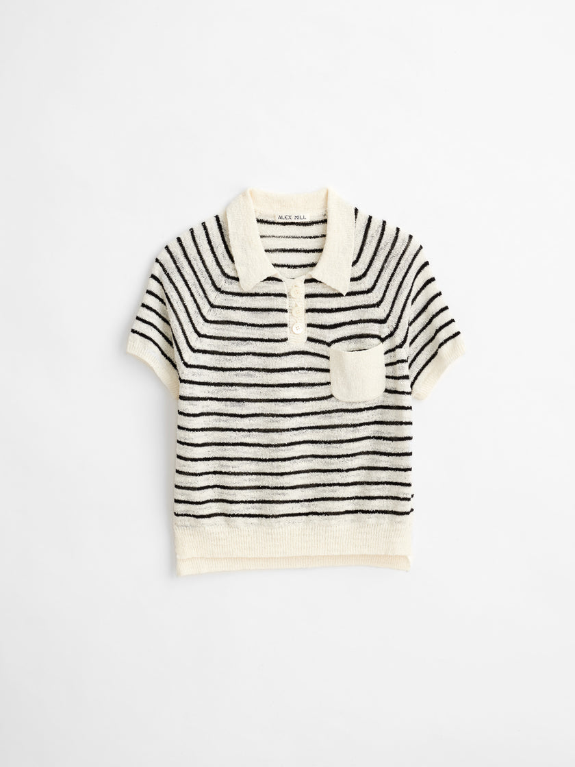 Clifford Stripe Sweater