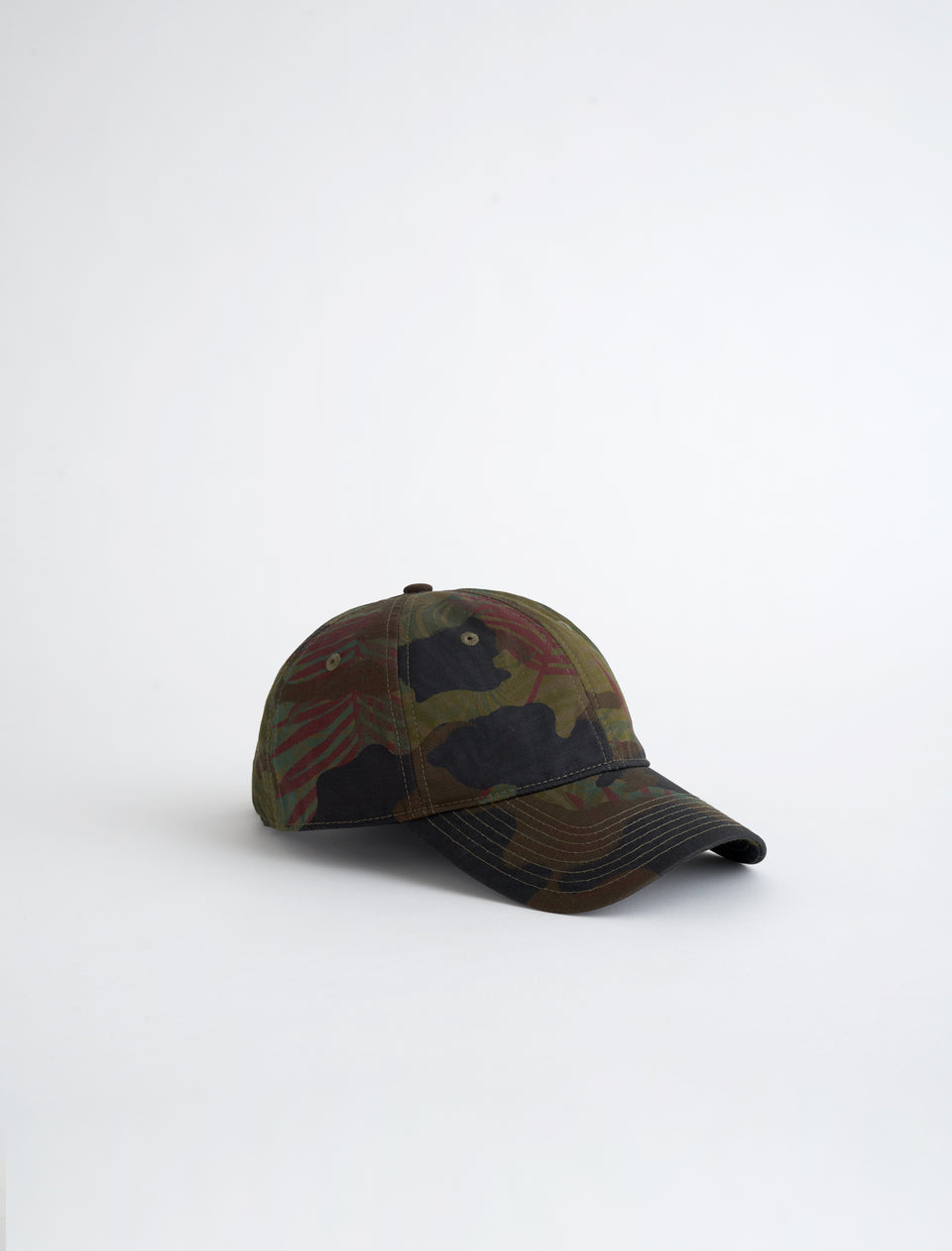 Tropical Camo Ripstop Cap
