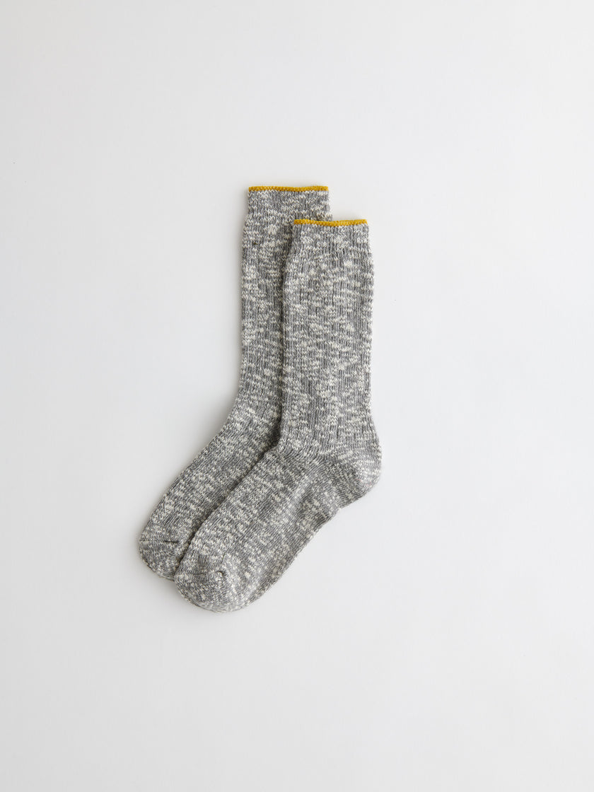 Slub Cotton Socks