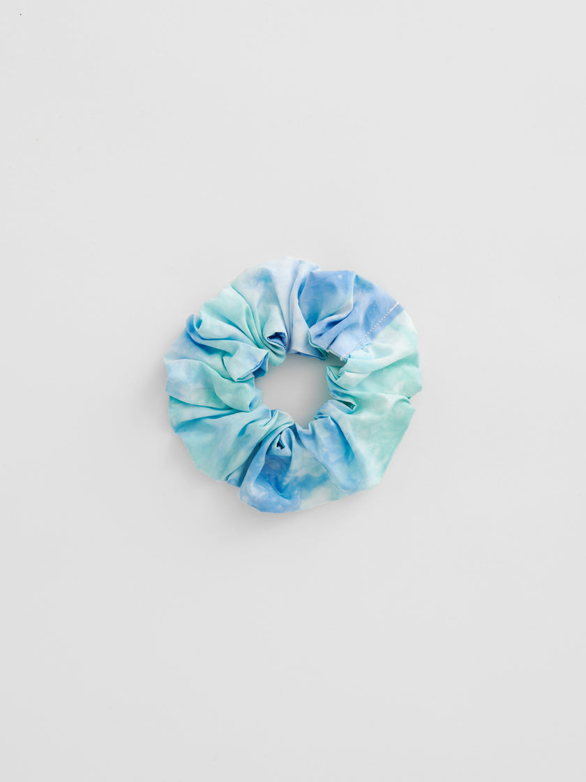 The Hand Dyed Project: Tie Dye Scrunchie