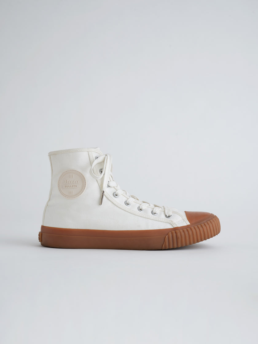 Alex Mill Finds: Bata Heritage High Top in Off-White