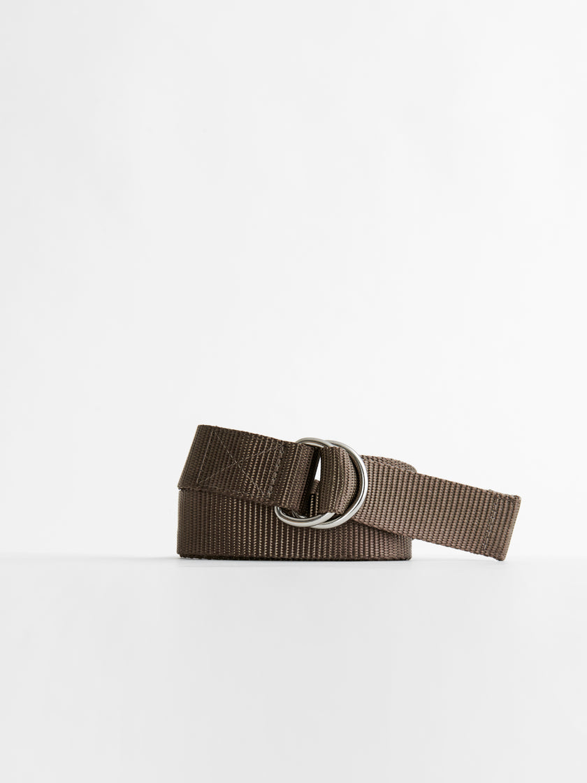 Nylon D-Ring Belt 1 1/4