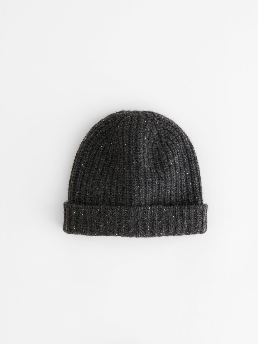 Donegal Cashmere Beanie