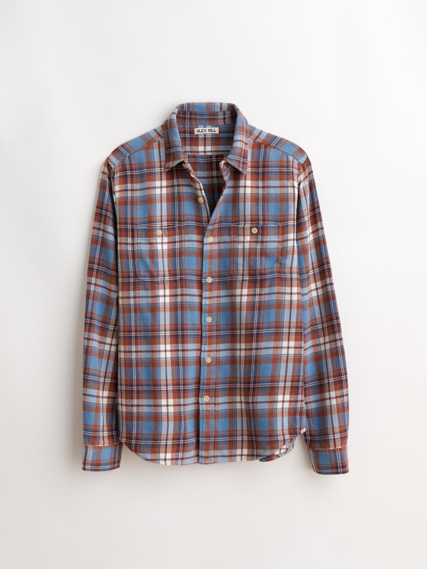 Plaid Chore Shirt