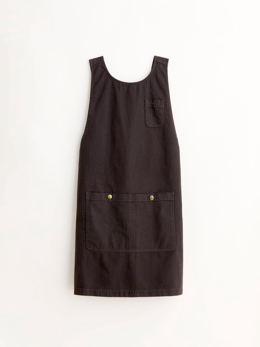 Claire Saffitz for Alex Mill Herringbone Apron