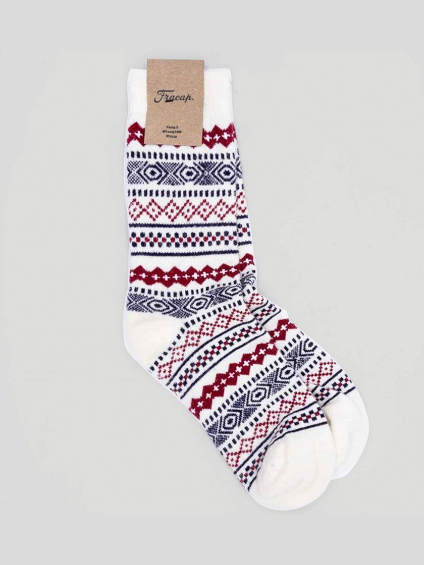 Alex Mill Finds: Fracap Fair Isle Socks