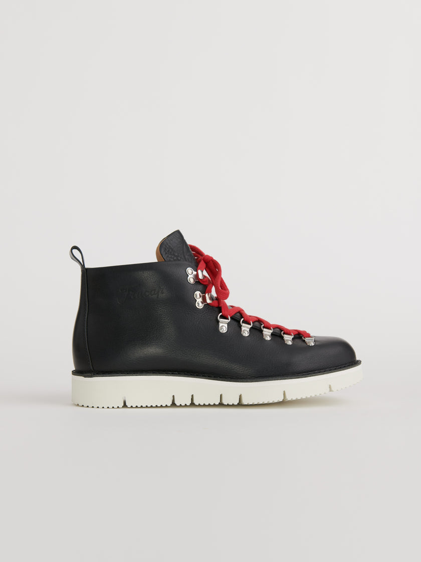 Alex Mill Finds: Fracap Boot in Black Leather