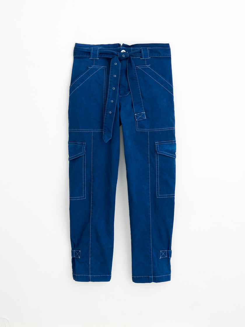 Expedition Pant in Natural Indigo