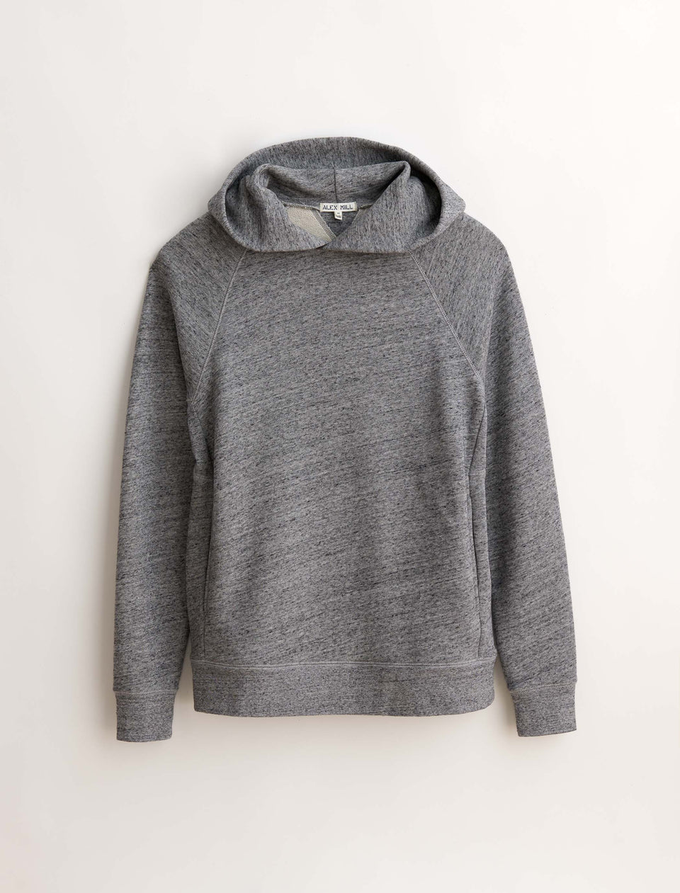 Heather French Terry Pullover Hoodie