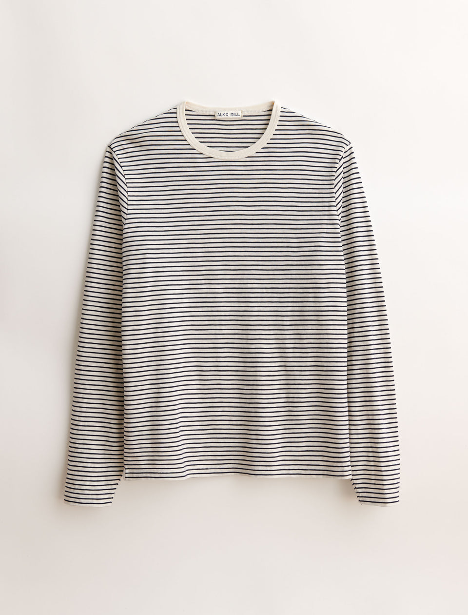 Standard Long Sleeve Striped T-Shirt