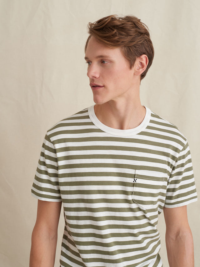 Striped Ringer T-Shirt