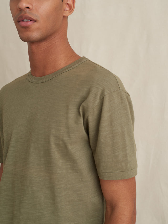 Standard T-Shirt in Slub Cotton