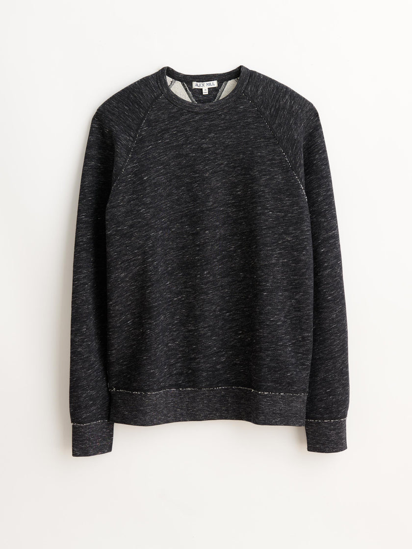 French Terry Heather Sweatshirt