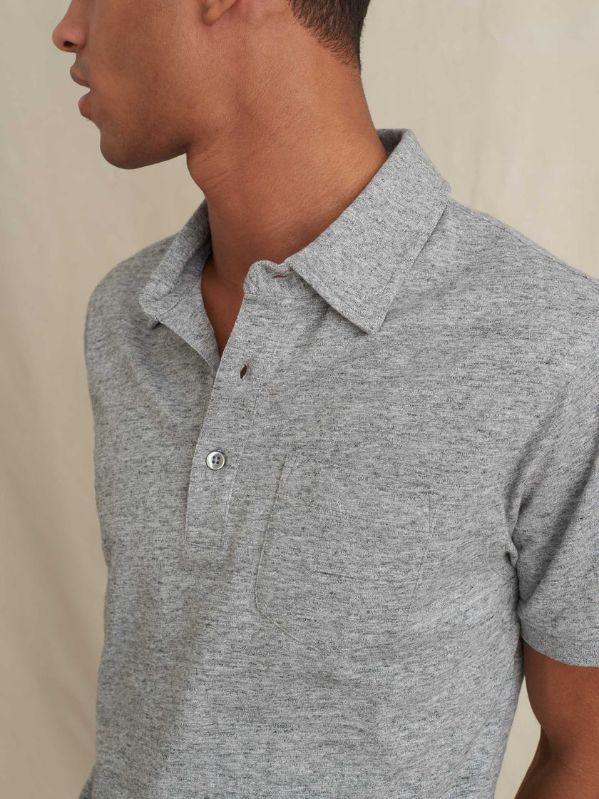Standard Polo in Slub Cotton