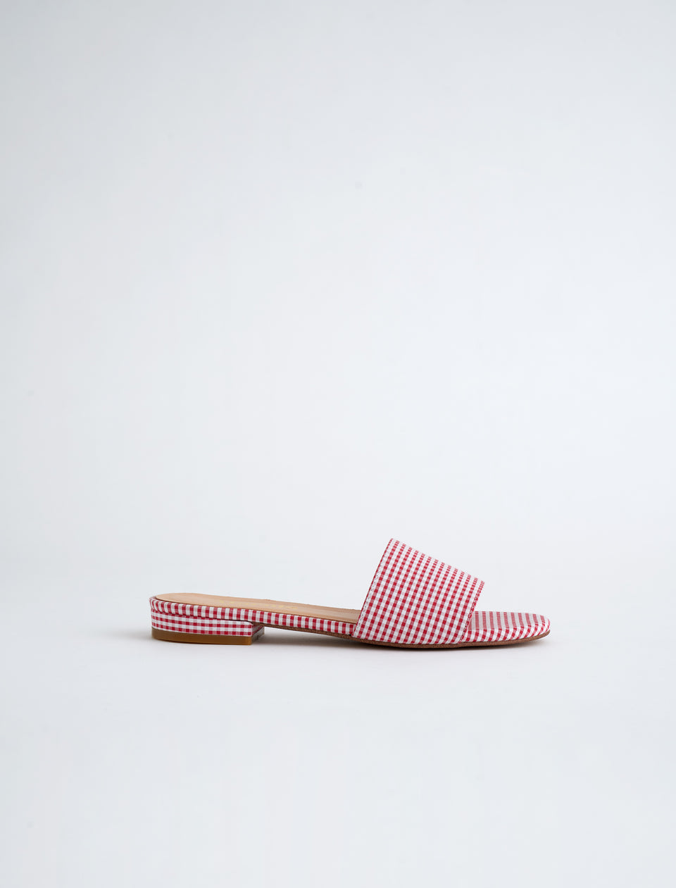 Alex Mill Finds: Marais Slide in Gingham