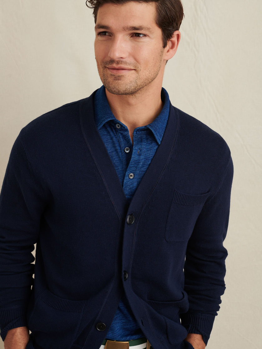 Marshall Cotton Cardigan