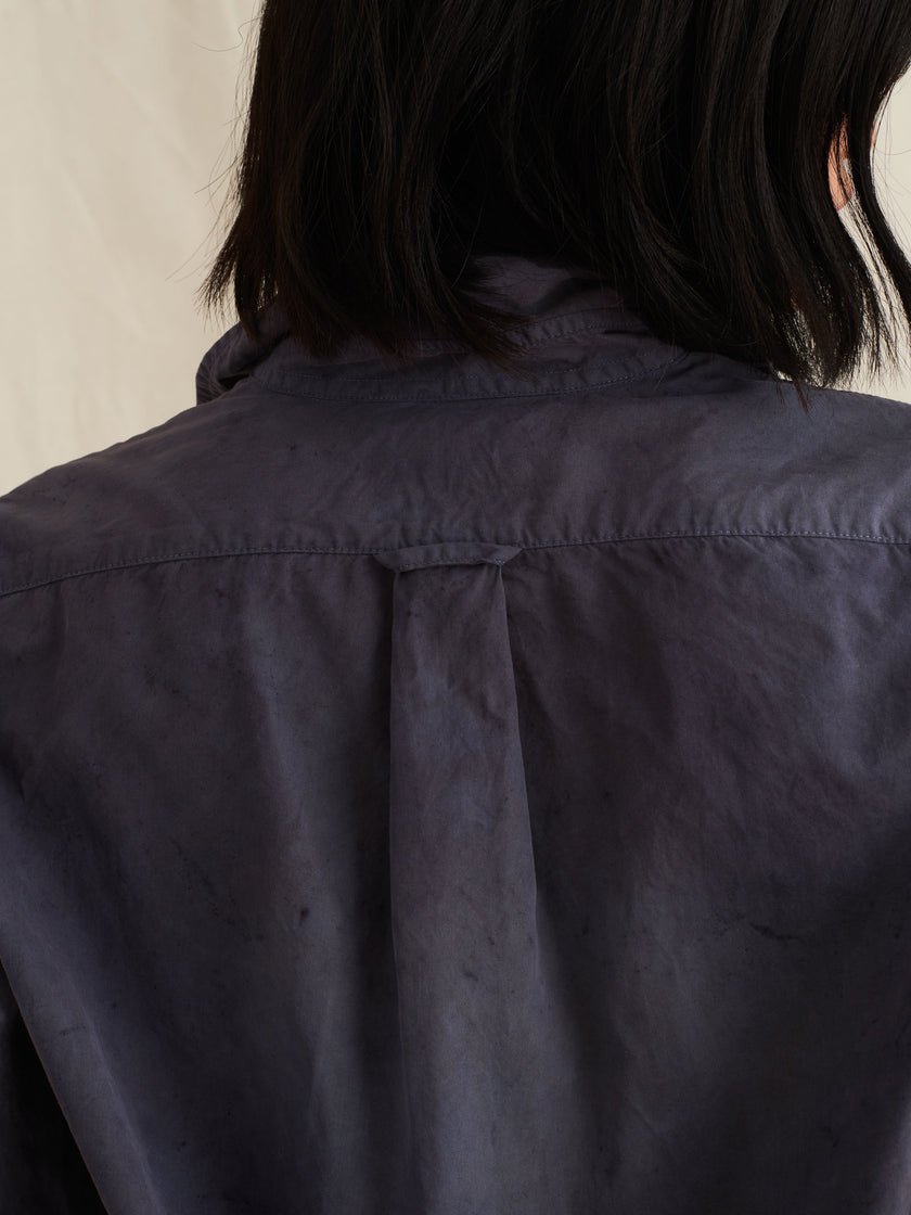 Alex Mill Limited Run: Natural Dye Shirt in Botanical Midnight