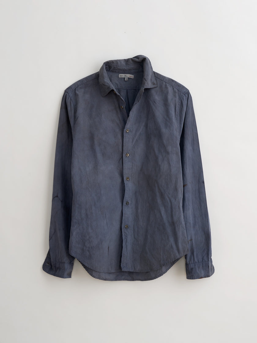 Alex Mill Limited Run: Natural Dye Shirt in Botanical Gray