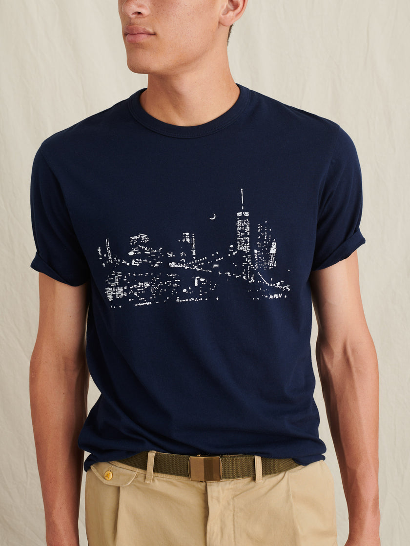 City Scape Jersey Tee