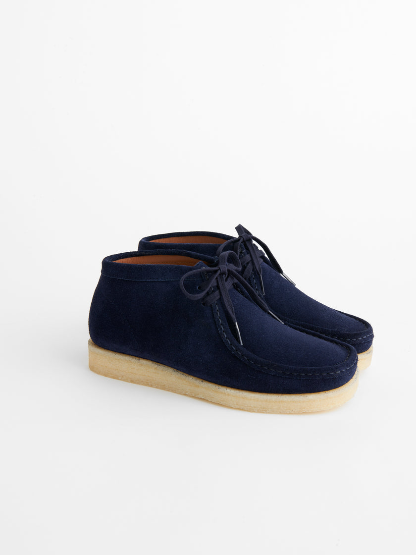 Padmore & Barnes Suede Boot