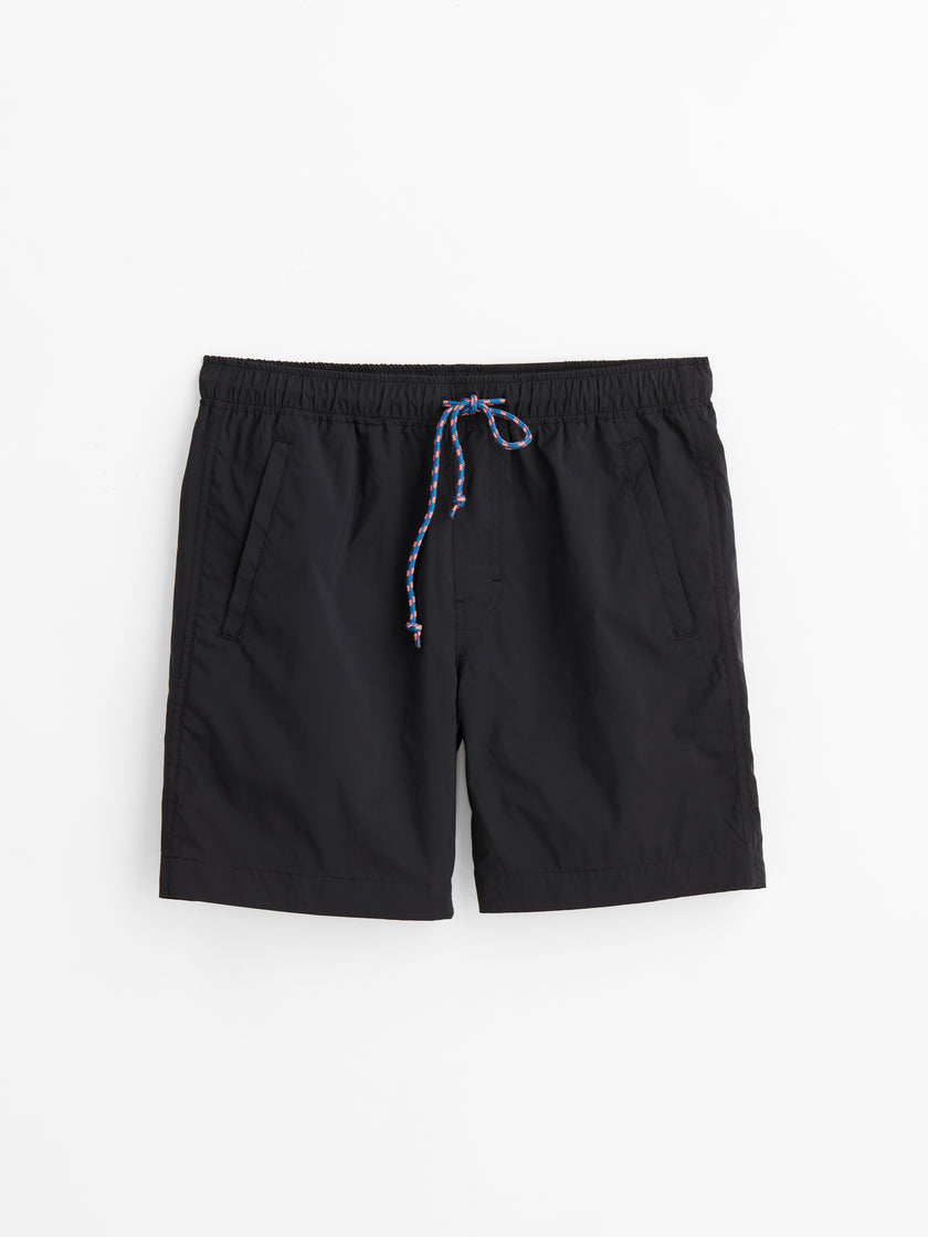 Pull On Shorts in Italian Tech Fabric