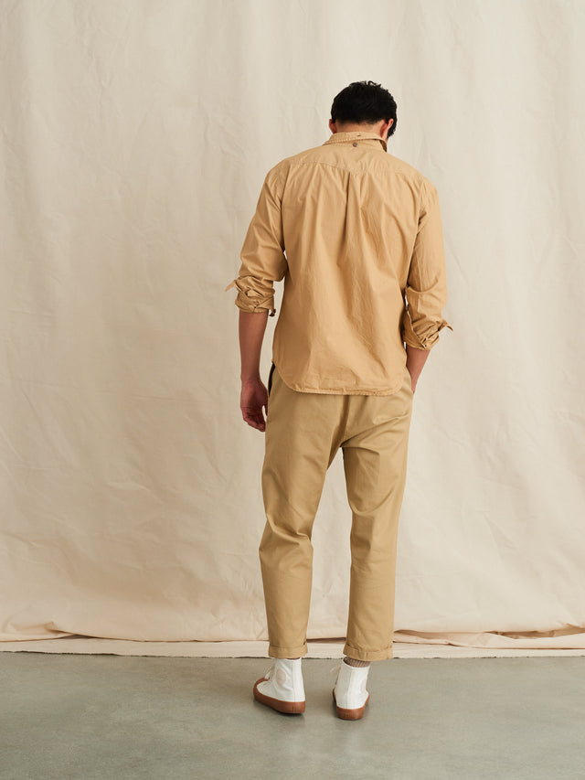 Garment-Dyed Field Shirt