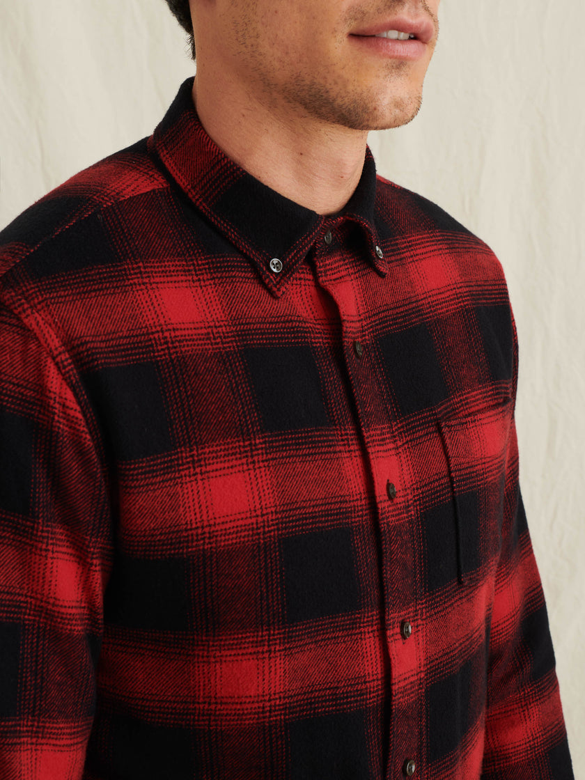 Standard Flannel Shirt