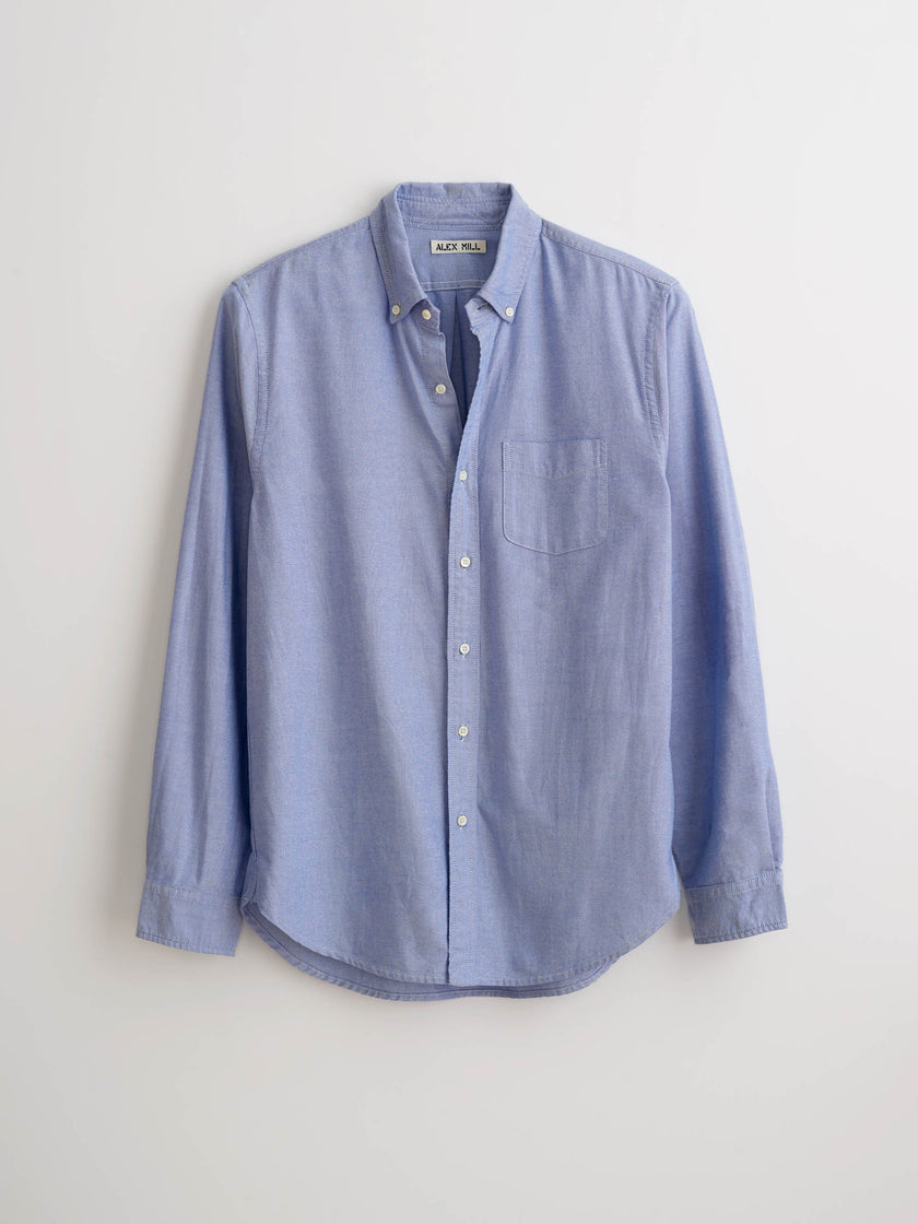 Overdyed Oxford Shirt