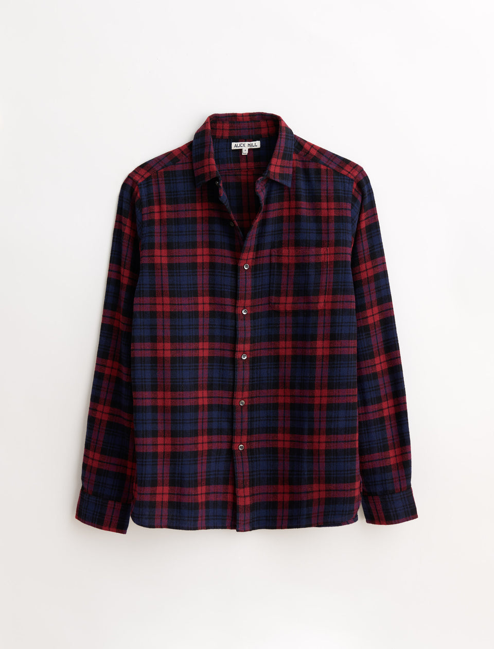Easy Flannel Shirt